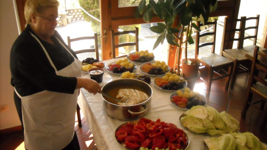 La bagna cauda tradizionale cucina d emozione