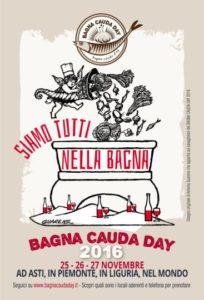 BagnaCaudaDay 2016 all'Eno Agriturismo Gallina Giacinto a Santo Stefano Belbo!