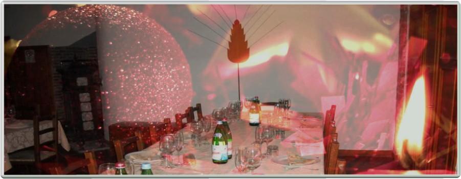Pranzo Natale e Santo Stefano all'Eno Agriturismo Gallina Giacinto!