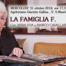 Voci dai Libri 2018: Anna Foa Agriturismo Gallina 31 ottobre